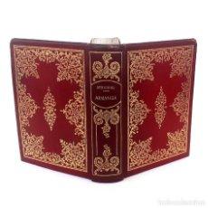 Livres d'occasion: 1942 - STENDHAL: ARMANCIA - ILUSTRADO, LÁMINAS - ROMANTICISMO - ENCUADERNACIÓN DE LUJO EN PLENA PIEL. Lote 209083040