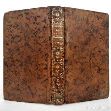 Livres d'occasion: 1767 - EPISTOLARIO DEL POETA INGLÉS ALEXANDER POPE - LITERATURA DEL SIGLO XVIII +250 AÑOS!. Lote 209084198