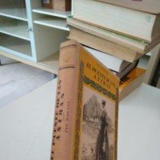 Livres d'occasion: EL PUENTE DE LAS ÁNIMAS - PIO BAROJA. 1945 PRIMERA EDICIÓN. Lote 209104733