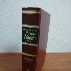 Livres d'occasion: HERMANN HESSE 1946 - OBRAS SELECTAS DE PREMIOS NOBEL - PLANETA 1988. Lote 209110070