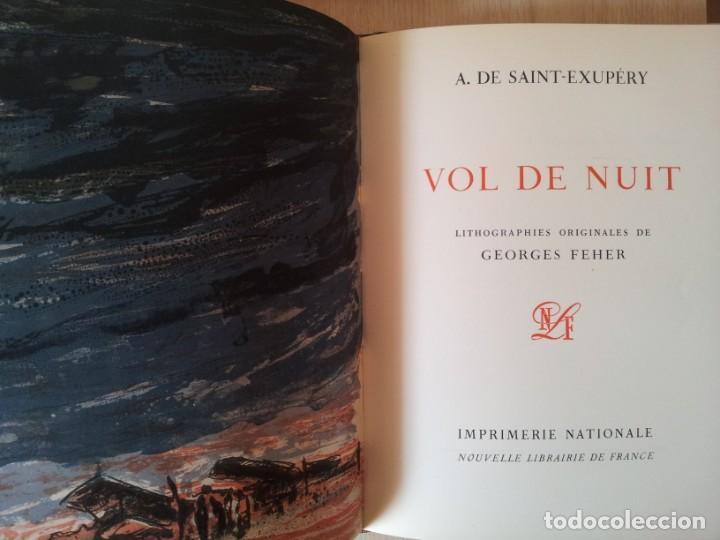 Libros de segunda mano: ANTOINE DE SAINT-EXUPERY - OBRAS COMPLETA 5 TOMOS, IMPRIMERIE NATIONALE NOUVELLE LIBRAIRIE DE FRANCE - Foto 16 - 209176795