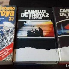Libros de segunda mano: UNA TRILOGIA QUE NO TE PUEDE FALTAR EN TU BIBLIOTECA. Lote 209207090