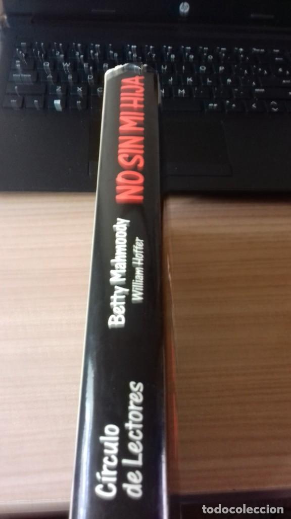 Libros de segunda mano: No sin mi Hija otra novela llevada al cine - Foto 2 - 209209500