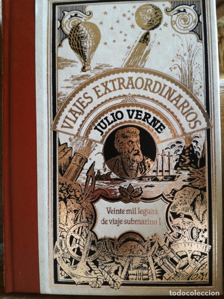 VIAJES EXTRAORDINARIOS (Libros de Segunda Mano (posteriores a 1936) - Literatura - Narrativa - Clásicos)