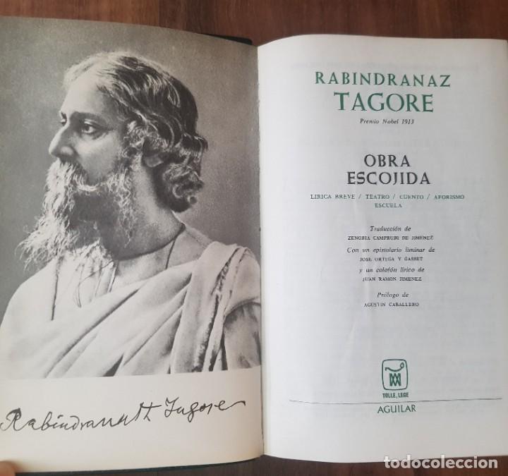 Libros de segunda mano: Libros Colección premios nobel - Foto 3 - 209253821