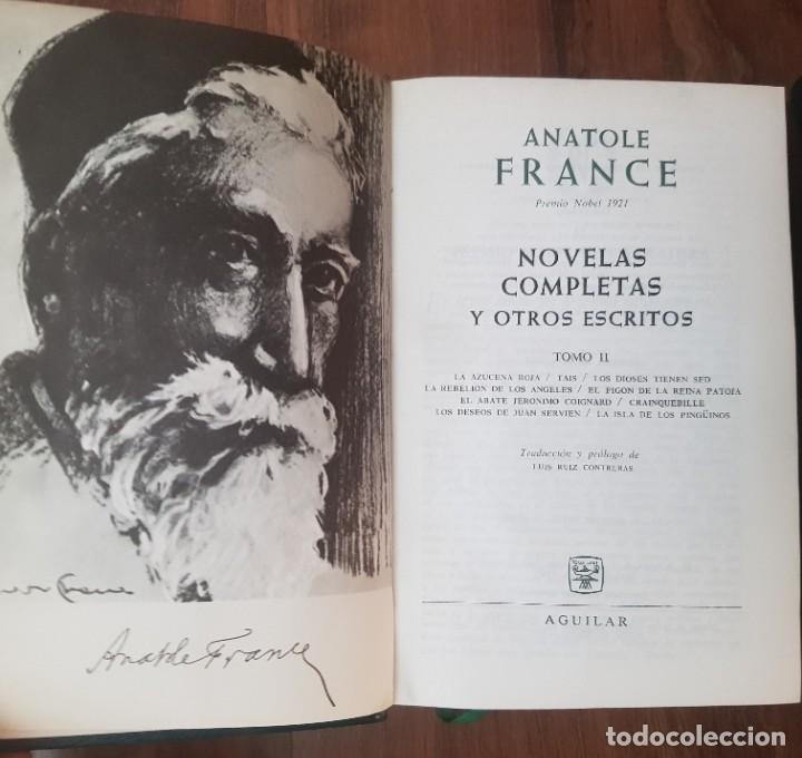 Libros de segunda mano: Libros Colección premios nobel - Foto 6 - 209253821