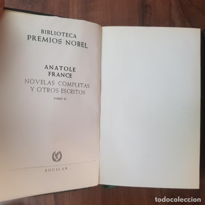 Libros de segunda mano: Libros Colección premios nobel - Foto 8 - 209253821