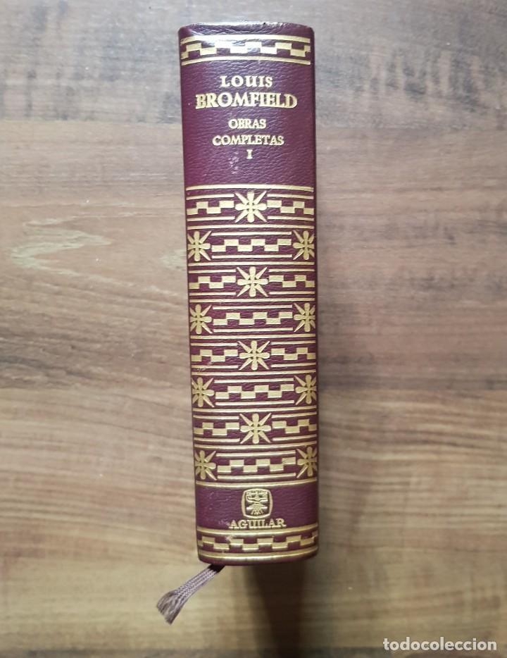 LOUIS BROMFIELD OBRAS COMPLETAS (Libros de Segunda Mano (posteriores a 1936) - Literatura - Narrativa - Clásicos)