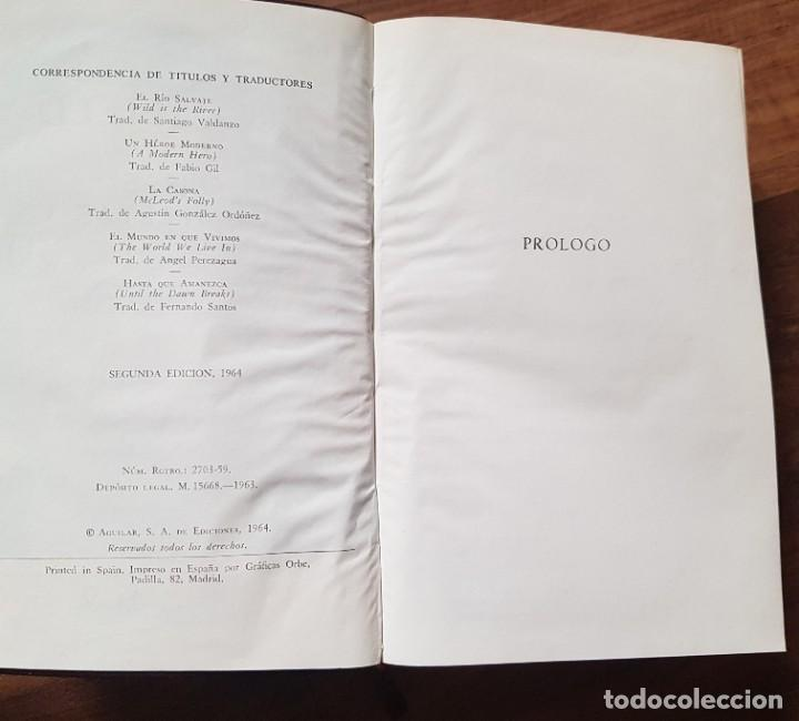 Libros de segunda mano: Louis Bromfield Obras Completas - Foto 4 - 209256666