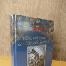 "Libros de segunda mano: LIBRO"" VEINTE MIL LEGUAS DE VIAJE SUBMARINO"" TOMO II. Lote 209415385"