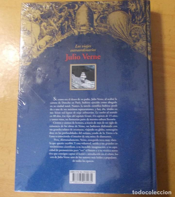 "Libros de segunda mano: libro"" Veinte Mil Leguas de Viaje Submarino"" tomo II - Foto 3 - 209415385"