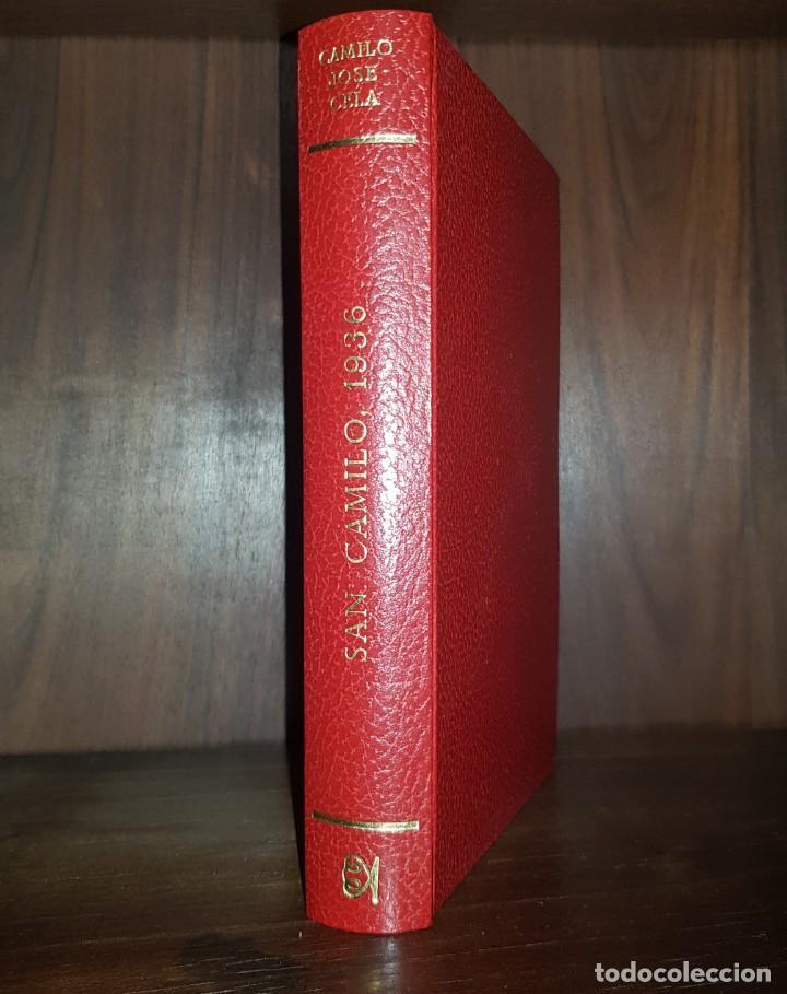 VÍSPERAS, FESTIVIDAD Y OCTAVA DE SAN CAMILO DEL AÑO 1936 (Libros de Segunda Mano (posteriores a 1936) - Literatura - Narrativa - Clásicos)