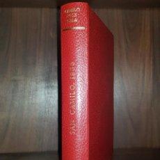 Libros de segunda mano: VÍSPERAS, FESTIVIDAD Y OCTAVA DE SAN CAMILO DEL AÑO 1936. Lote 209597462