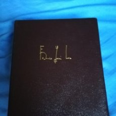 Libros de segunda mano: AGUILAR FEDERICO GARCIA LORCA. Lote 236885735