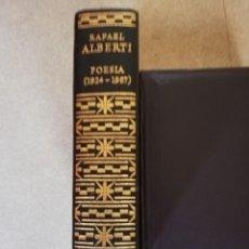 Libros de segunda mano: AGUILAR RAFAEL ALBERTI. Lote 209923165
