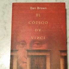 Libros de segunda mano: EL CÓDIGO DA VINCI DAN BROWN UMBRIEL. Lote 210424003