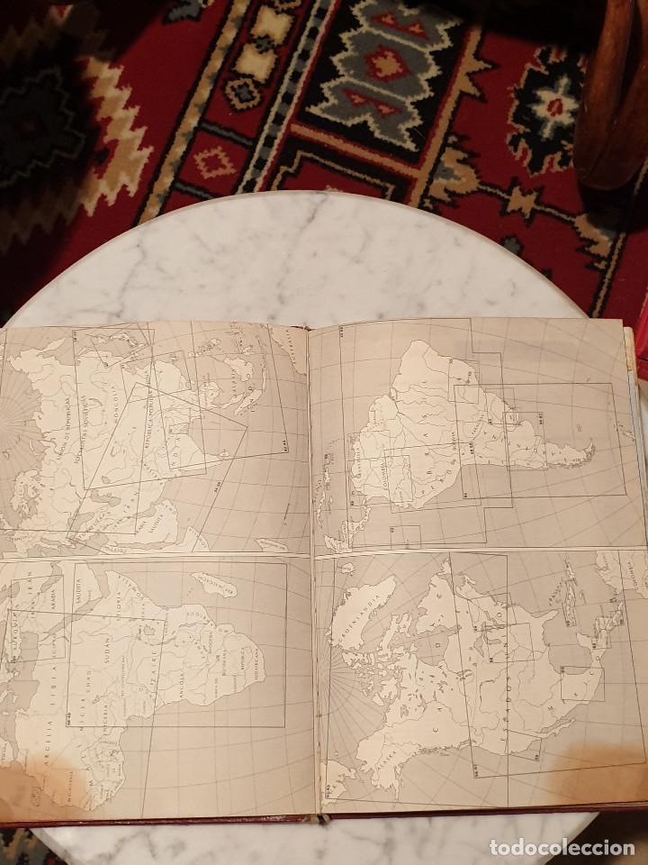 Libros de segunda mano: ATLAS GEOGRÁFICO EDITORIAL CANTABRICA - Foto 6 - 210425421