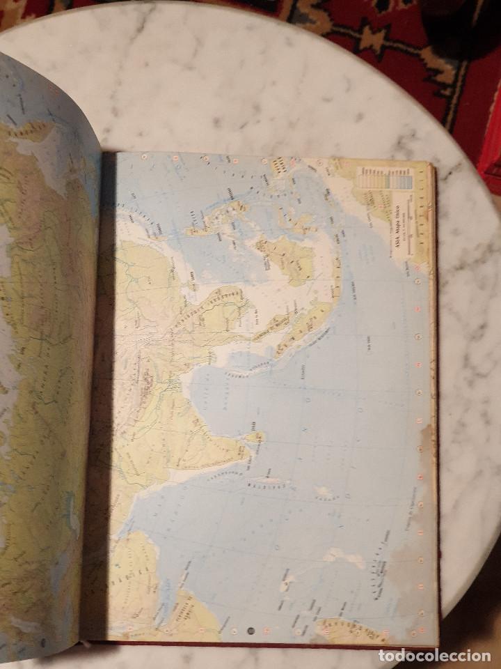 Libros de segunda mano: ATLAS GEOGRÁFICO EDITORIAL CANTABRICA - Foto 11 - 210425421