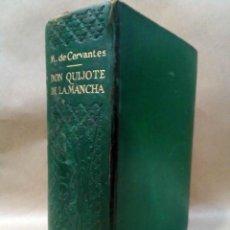 Libros de segunda mano: MIGUEL DE CERVANTES - DON QUIJOTE DE LA MANCHA. EDICIONES CASTILLA, 1966.. Lote 210635223
