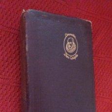 Libros de segunda mano: DON QUIJOTE DE LA MANCHA EDICIONES AGUILAR 1966. Lote 210635462