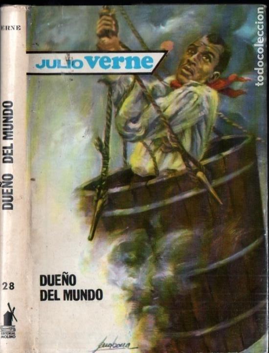 JULIO VERNE : DUEÑO DEL MUNDO (MOLINO, 1960) (Libros de Segunda Mano (posteriores a 1936) - Literatura - Narrativa - Clásicos)