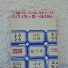 Libros de segunda mano: GABRIEL GARCIA MARQUEZ. CIEN AÑOS DE SOLEDAD. EDITORIAL SUDAMERICANA.1968. Lote 210746351