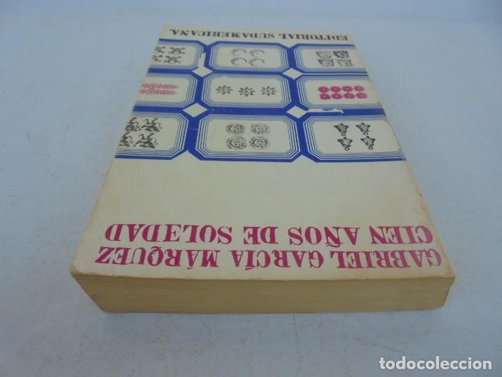 Libros de segunda mano: GABRIEL GARCIA MARQUEZ. CIEN AÑOS DE SOLEDAD. EDITORIAL SUDAMERICANA.1968 - Foto 5 - 210746351