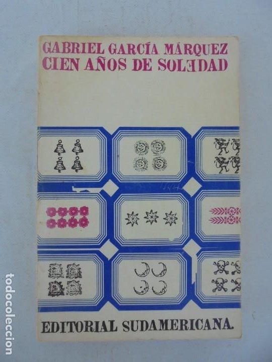 Libros de segunda mano: GABRIEL GARCIA MARQUEZ. CIEN AÑOS DE SOLEDAD. EDITORIAL SUDAMERICANA.1968 - Foto 6 - 210746351