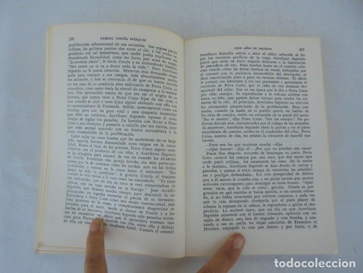 Libros de segunda mano: GABRIEL GARCIA MARQUEZ. CIEN AÑOS DE SOLEDAD. EDITORIAL SUDAMERICANA.1968 - Foto 12 - 210746351