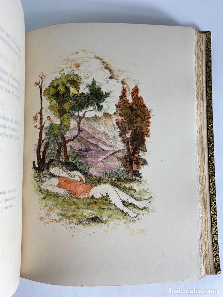 Libros de segunda mano: L-1895. LAS ÉGOLGAS, GARCILASO DE LA VEGA.1945. EJEMPLAR NUEMRADO. AMPHION, BARCELONA. - Foto 13 - 210749436