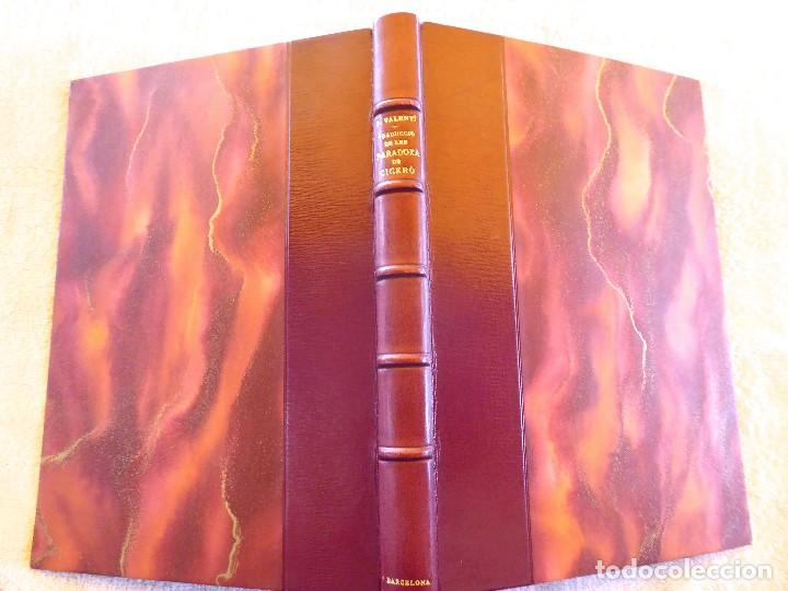 L-5474. TRADUCCIÓ DE LES PARADOXA DE CICERÓ.PARLAMENT AL GRAN GENERAL CONSELL.BARCELONA 1959. (Libros de Segunda Mano (posteriores a 1936) - Literatura - Narrativa - Clásicos)