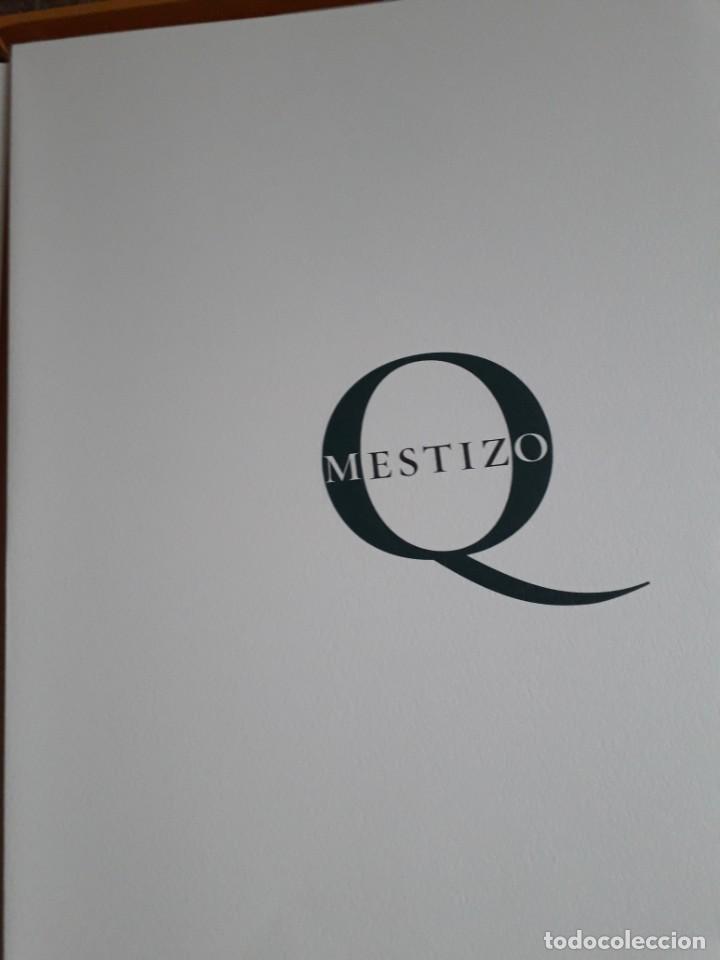 Libros de segunda mano: EL QUIJOTE MESTIZO - Foto 5 - 210785706