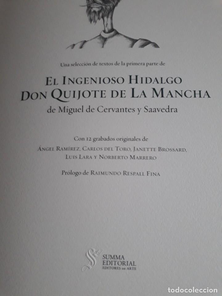 Libros de segunda mano: EL QUIJOTE MESTIZO - Foto 6 - 210785706