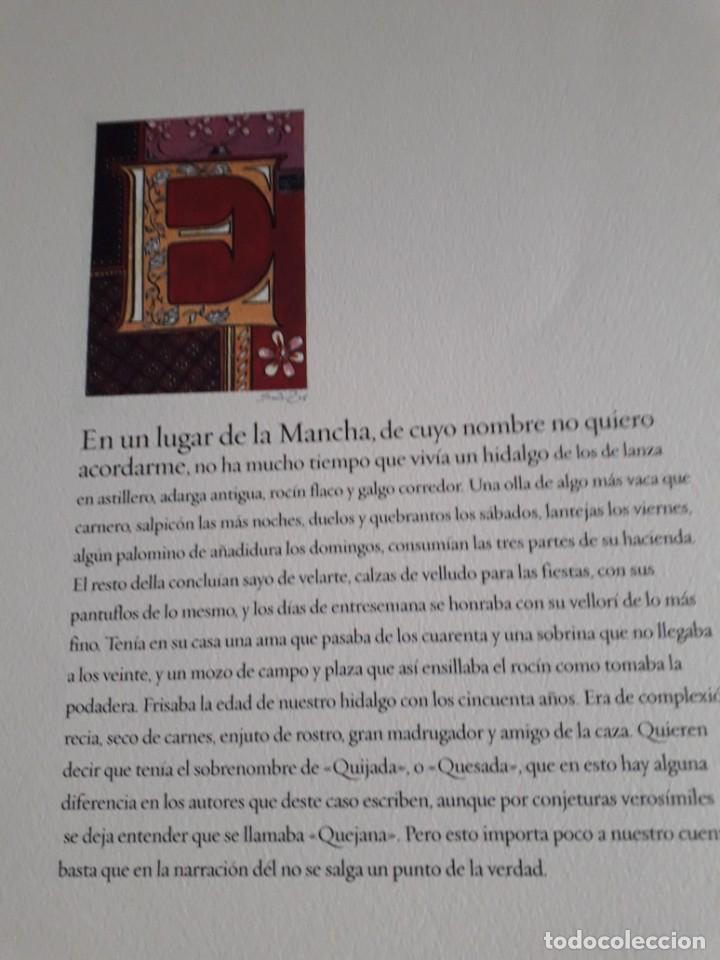 Libros de segunda mano: EL QUIJOTE MESTIZO - Foto 8 - 210785706