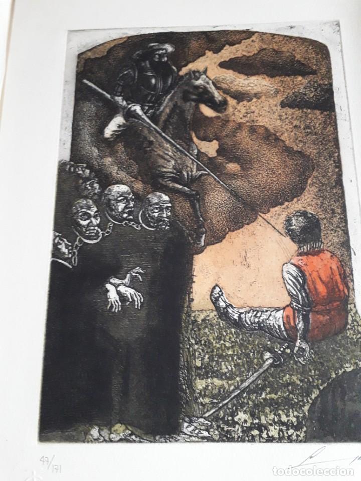 Libros de segunda mano: EL QUIJOTE MESTIZO - Foto 16 - 210785706