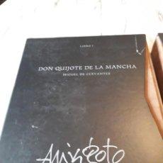 Libros de segunda mano: QUIJOTE ILUSTRADO POR MINGOTE. Lote 210818665