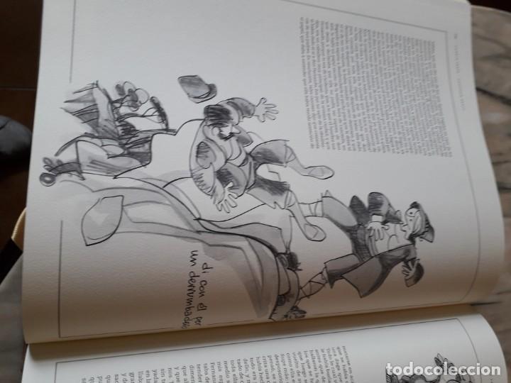 Libros de segunda mano: Quijote ilustrado por Mingote - Foto 8 - 210818665