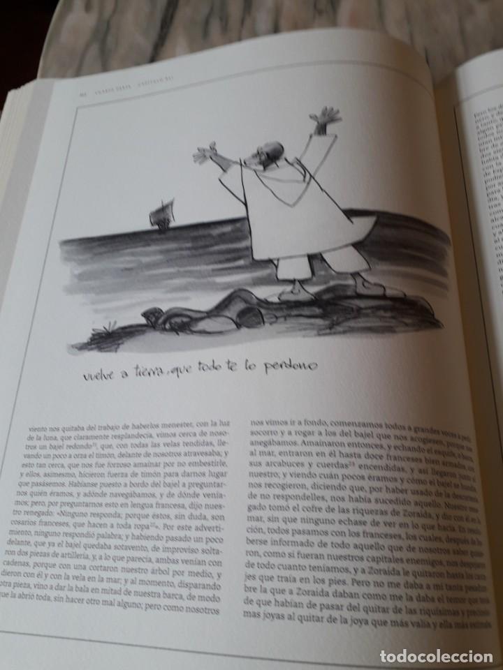 Libros de segunda mano: Quijote ilustrado por Mingote - Foto 10 - 210818665