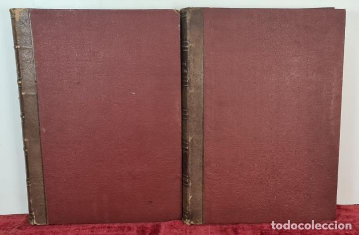 Libros de segunda mano: EL INGENIOSO HIDALGO DON QUIJOTE DE LA MANCHA. CERVANTES. IMP TOMAS SORCH. 1865. - Foto 8 - 211273695