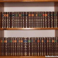 Libros de segunda mano: BIBLIOTECA AUSTRAL ESPASA CALPE PRIMERA EDICIÓN 2001 COLECCIÓN COMPLETA 52 TOMOS. Lote 211599966