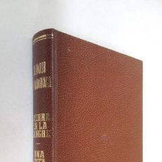 Libros de segunda mano: GUERRA EN LA SANGRE. UNA GOTA DE TIEMPO. SALAVADOR DE MADARIAGA. ESPASA-CALPE. 1983. TDK436. Lote 211698246