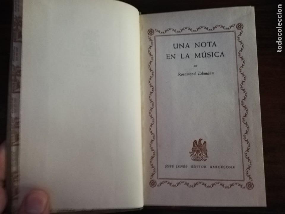 Libros de segunda mano: 16 TÍTULOS 1ª EDICIÓN, COLECCIÓN EL MANANTIAL QUE NO CESA - PLAZA&JANÉS - Foto 9 - 212203635