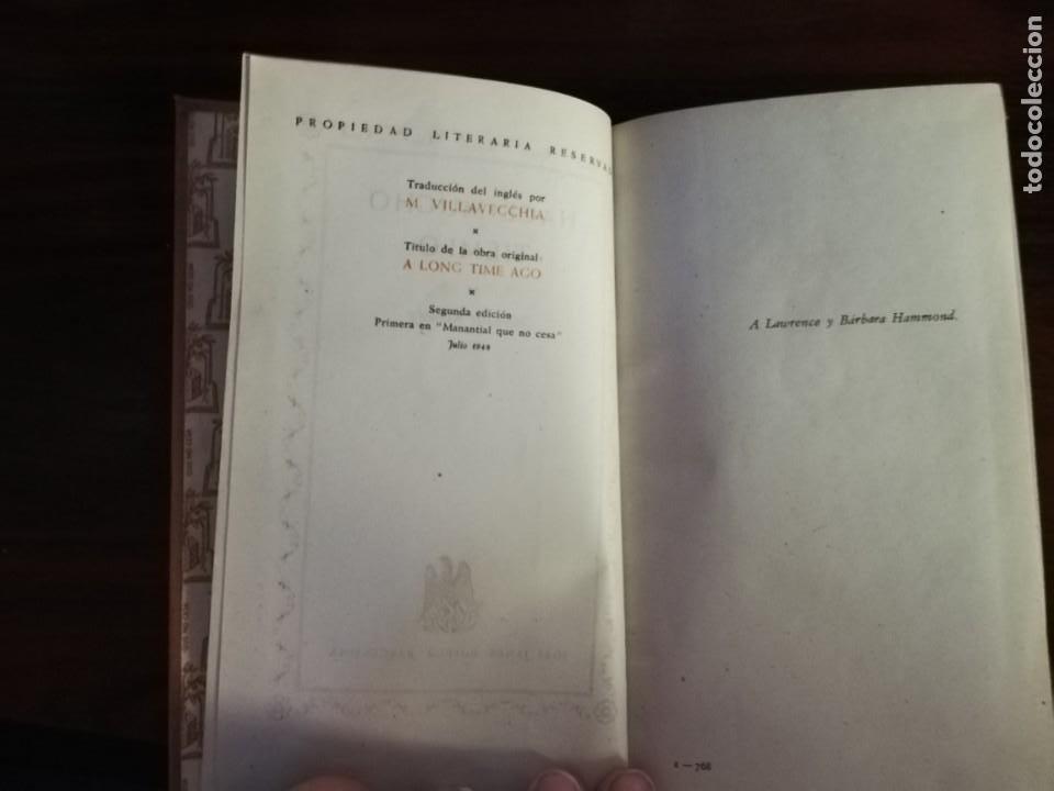 Libros de segunda mano: 16 TÍTULOS 1ª EDICIÓN, COLECCIÓN EL MANANTIAL QUE NO CESA - PLAZA&JANÉS - Foto 20 - 212203635