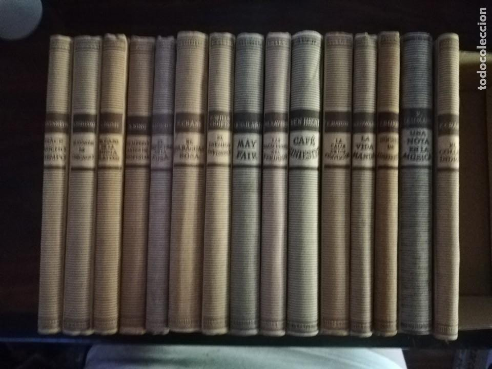16 TÍTULOS 1ª EDICIÓN, COLECCIÓN EL MANANTIAL QUE NO CESA - PLAZA&JANÉS (Libros de Segunda Mano (posteriores a 1936) - Literatura - Narrativa - Clásicos)