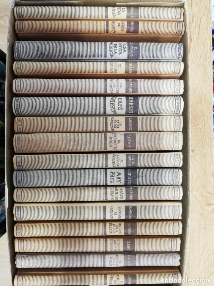 Libros de segunda mano: 16 TÍTULOS 1ª EDICIÓN, COLECCIÓN EL MANANTIAL QUE NO CESA - PLAZA&JANÉS - Foto 39 - 212203635