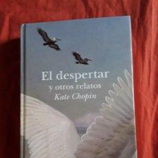 Libros de segunda mano: EL DESPERTAR Y OTROS RELATOS, DE KATE CHOPIN. ALBA CLÁSICA, TAPA DURA.. Lote 212307001