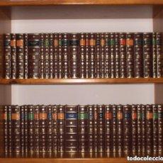 Libros de segunda mano: BIBLIOTECA AUSTRAL ESPASA CALPE PRIMERA EDICIÓN 2001 COLECCIÓN COMPLETA 52 TOMOS. Lote 213051605