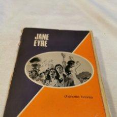 Libros de segunda mano: JAN EYRE CHARLOTTE BRONTE. Lote 213106868