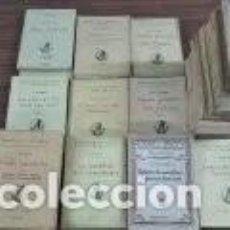 Livres d'occasion: ESPASA CALPE COLECCIÓN UNIVERSAL. Lote 250173730