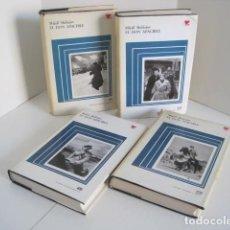 Libros de segunda mano: MIJAÍL SHÓLOJOV. EL DON APACIBLE. ED. PROGRESO. COL. OCTUBRE. 4 TOMOS. TRAD. JOSÉ LAÍN ENTRALGO.. Lote 214021443